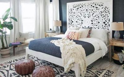 BOHO CHIC: 3 TIPS TO CREATE A BOHO CHIC BEDROOM.